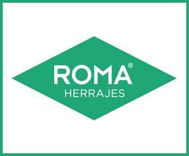 HERRAJES ROMA